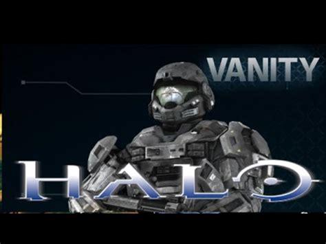 Halo Vanity by Halo Reach Vanity Gameplay Sort Of