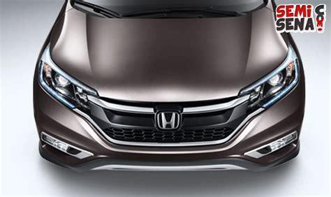 Harga Auto Wah spesifikasi honda crv 2015 facelift indonesia autos post