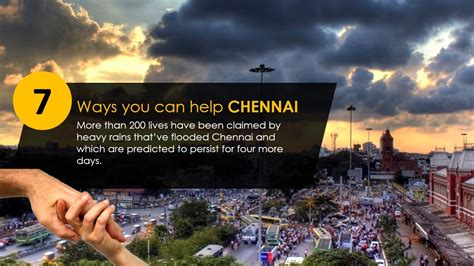 7 Ways To Make A Difference In Someones by 7 Ways You Can Help Donate To Chennai Flood Victims And