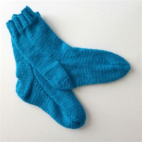 pattern for socks in double knitting two needles knitting socks patterns instant download