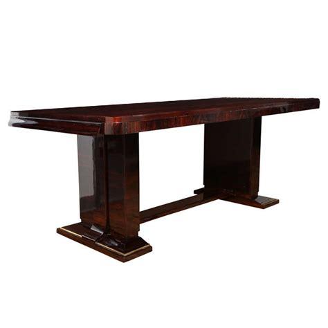 art deco dining room table elegant art deco dining table at 1stdibs