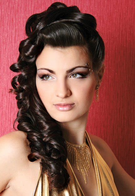 indian hairstyles with puff 10 trendy bridal puff hairstyles bridal wedding