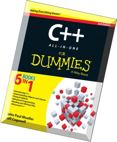 c all in one for dummies pdf magazine