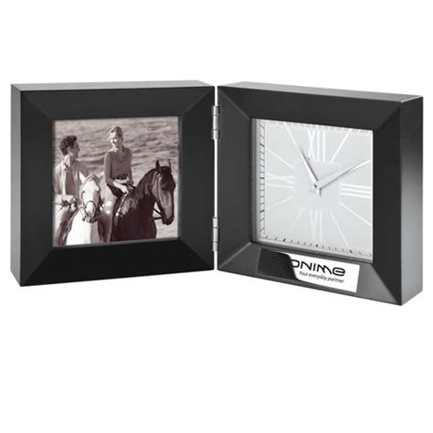 desk picture frames desk clock with picture frame images
