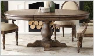 Round Dining Room Tables With Leaves Round Dining Room Table With Leaf Interior Design