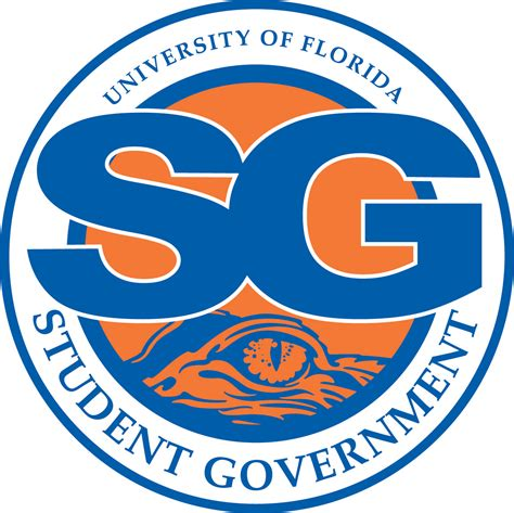 of florida student government gt logos