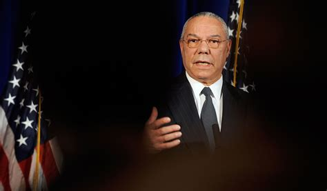 Images Of Colin Powell Mba colin powell quot never show fear or anger quot stanford