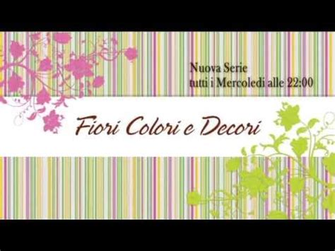 fiori colori e decori fiori colori e decori wedding tv