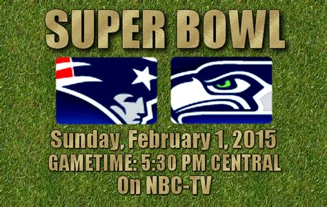 super selected 2015 february the patriots vs seahawks battle in the super bowl