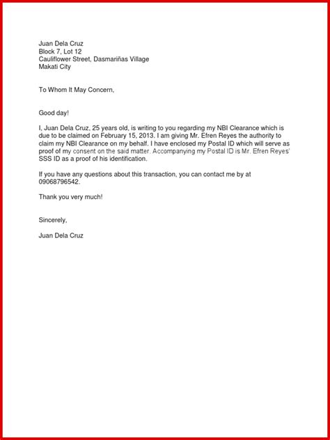 authorization letter for bank doc 46 authorization letter sles u0026 templates template