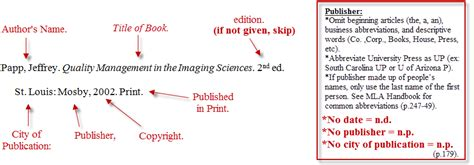 reference page books how to cite an essay in a book