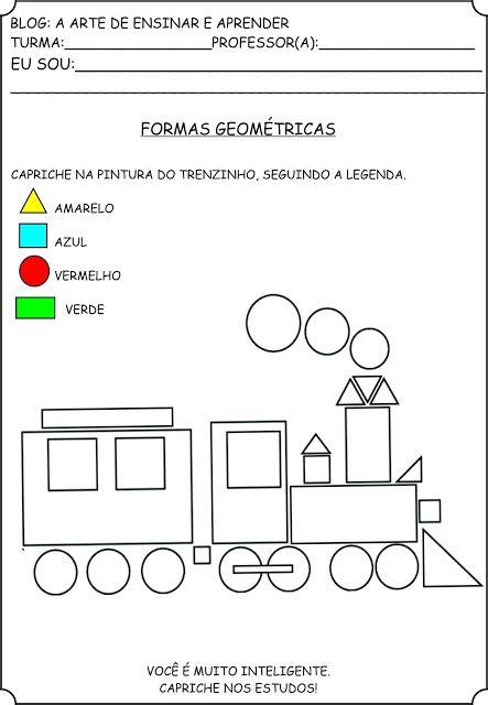 figuras geometricas atividades educação infantil atividades com formas geom 233 tricas projetos para