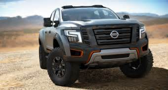 Nissan Titan Concept Nissan Titan Warrior Concept Photo Gallery Car Gallery