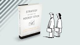 strategy beyond the hockey stick probabilities and big to beat the odds books strategy to beat the odds mckinsey company