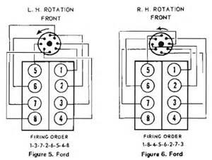 Ford 302 Firing Order 6 Best Images Of Mercruiser Firing Order Diagram Ford