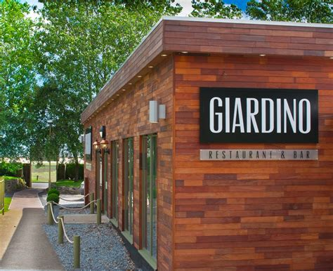giardino restaurant giardino restaurant bar patterson design ltd