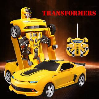 New Deformation Robot Tranformer Bumble Bee Murah kiditos new transformers bumblebee remote figure transformation robots buy