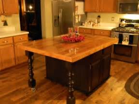 Wood Kitchen Island Crafted Rustic Barn Wood Kitchen Island By Black