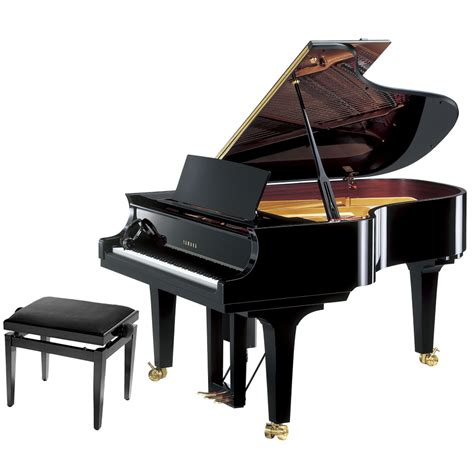 Yamaha DCF4 PRO Disklavier ENSPIRE Grand Piano from Rimmers Music