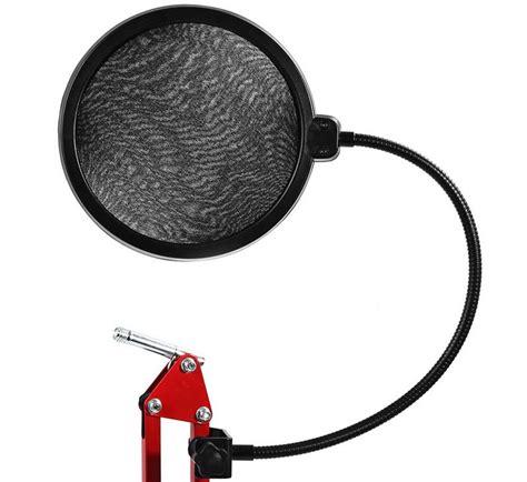 Mgpop Filter Layer Ganda Mikrofon Bop pop filter layer ganda mikrofon bop black jakartanotebook