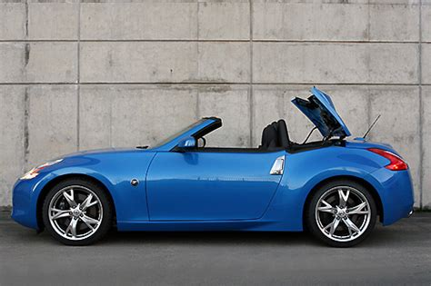 nissan convertible hardtop nissan 350z hardtop convertible reviews prices ratings