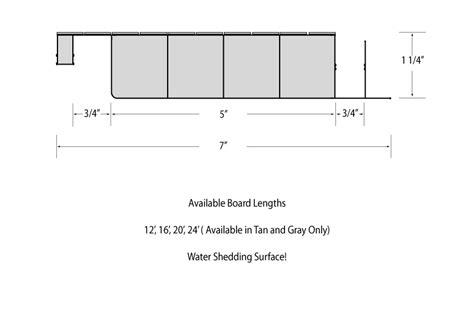 Decking Detail by Gorilla Deck Boards