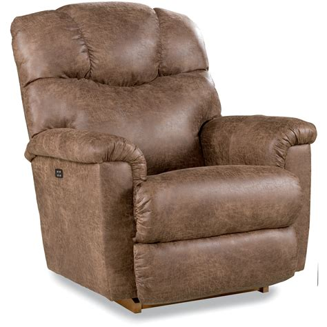la z boy la z boy palance power rocker recliner silt