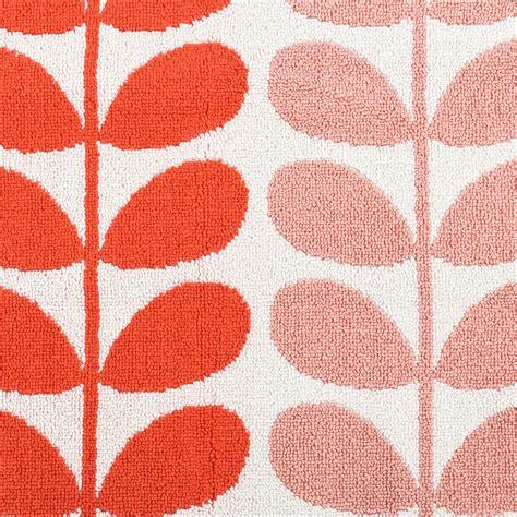 orla kiely rug buy orla kiely multi stem bath mat classic amara