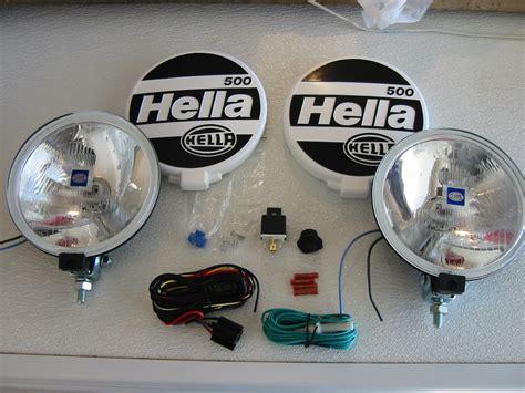 Hella Lights by Pcwize Truckhacks Hella 500 Road Lighting