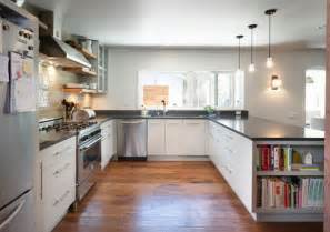 Kitchen Facelift Ideas 15 contemporary u shaped kitchen designs home design lover