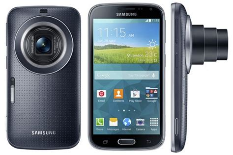 samsung phone zoom samsung galaxy k zoom phone powered by exynos 5