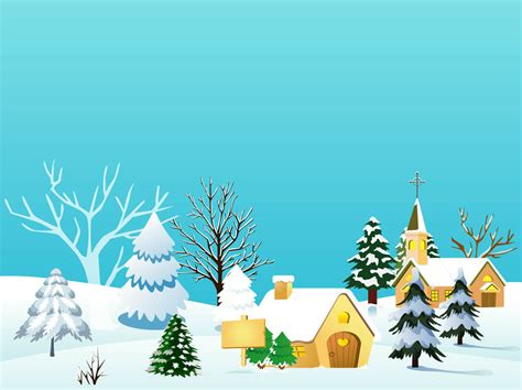 Design A House Free by Christmas Village Clipart 41