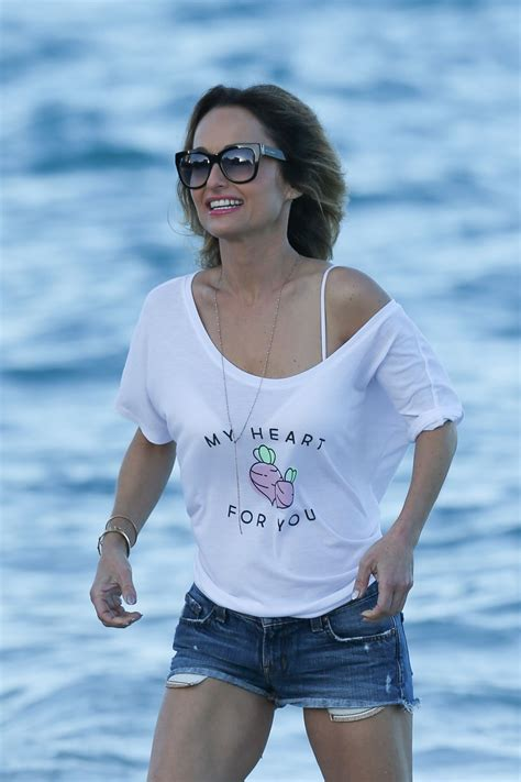 giada de laurentiis giada de laurentiis out on miami beach celebzz