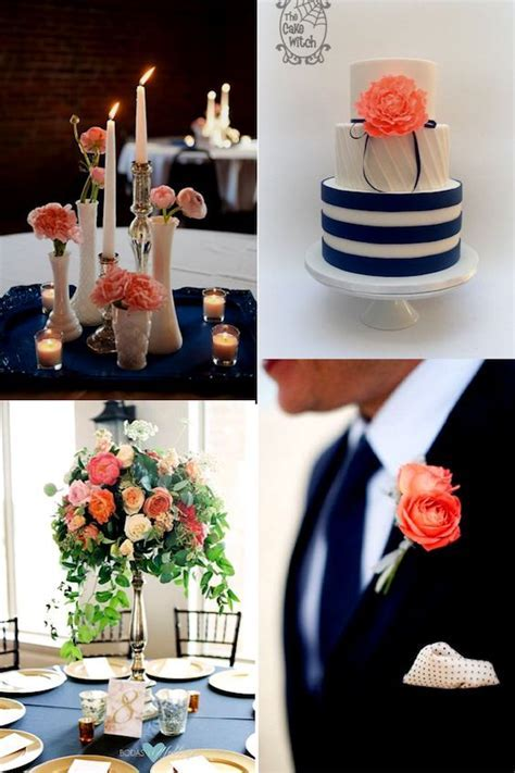 Navy Blue Wedding Color Schemes: Stunning Ideas & Decor
