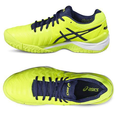 asics gel resolution 7 mens tennis shoes ss17 sweatband