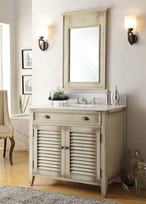 36 white bathroom vanity with top adelina 36 inch beige bathroom vanity white marble counter top