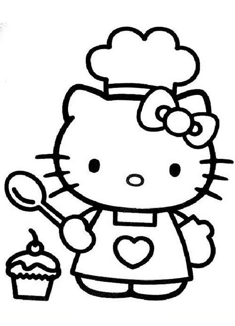 hello kitty hawaii coloring pages free hello kitty hawaii coloring pages