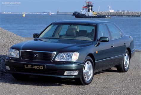 lexus ls400 1997 lexus ls 1997 1998 1999 2000 autoevolution