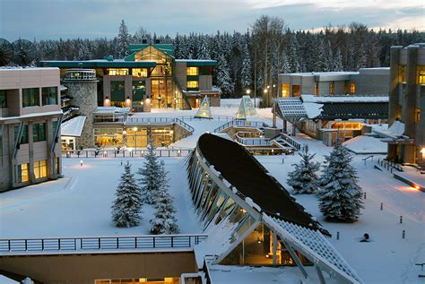 Mba In Of Columbia Canada by Unbc Cus Photos Of Northern Columbia