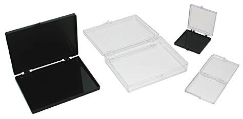 Gell Box gel pak substrate carriers plastic boxes with gel coating
