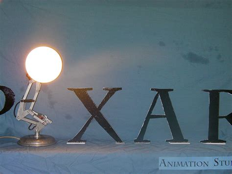 Pixar Lamp Logo by My Pixar Logo Flickr Photo Sharing