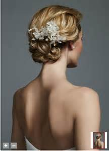 add some personality to your wedding hairstyle with bridal