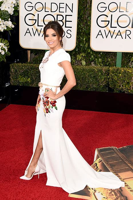 Wave Of White Gowns Hits Golden Globes by The Golden Globe Dresses That Could Be Wedding Gowns