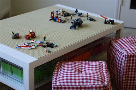 ikea lego table hack how to make a lego table in 6 easy steps simplemost