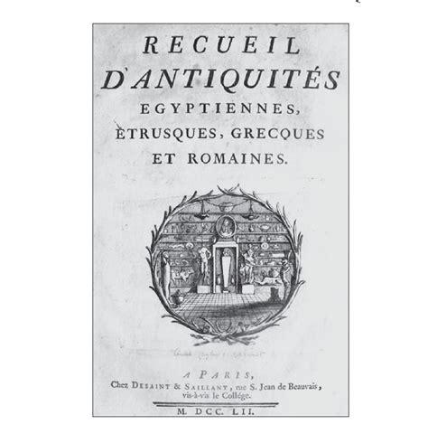 Le Cuivre 1352 by Le Comte De Caylus Et L 233 Tude Des Monnaies Antiques Pers 233 E