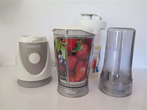 Blender Las Mini le mini blender daily collection philips pour des smoothies 224 emporter ma p tite cuisine