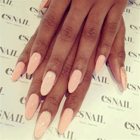 Manucure Pointu by Nails Pink Nails Trend For Summer 2013 Fab