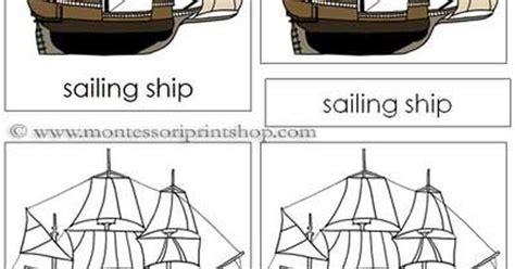 sailing boat nomenclature sailing ship nomenclature cards 23 parts of a sailing