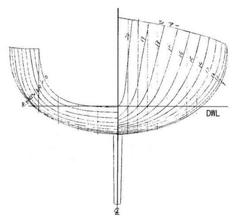 garvey boat definition hydroplane hull plans info seen boat plan