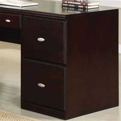 Espresso File Cabinet Acme Furniture Cape 92035 Espresso File Cabinet W 2 Drawers Sol Furniture File Cabinet